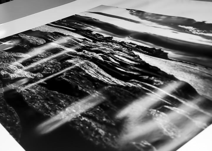 Avoiding Wrinkles When Mounting & Framing Photo Prints